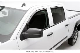 EGR Rainguards For 07-13 Chevy Avalanche, Silverado, Suburban, GMC ... How To Install Rain Guards Inchannel And Stickon Weathertech Side Window Deflectors In Stock Avs Color Match Low Profile Oem Style Visors Cc Car Worx Visor For 20151617 Toyota Camry Wv Amazoncom Black Horse 140660 Smoke Guard 4 Pack Automotive Lund Intertional Products Ventvisors And 2014 Jeep Patriot Cars Sun Wind Deflector For Subaru Outback Tapeon Outsidemount Shades Front Door Best Of Where To Find Vent 2015 2016 2017 Set Of 4pcs 1418 Silverado Sierra Crew Cab Shade