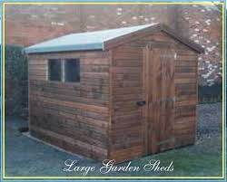 10x12 Gambrel Shed Material List by 10 12 Shed Plans Add Space With A Wood Garden Shed Shed Plans Kits