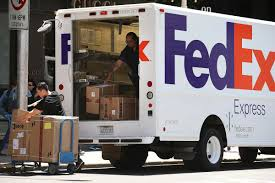 Poor US Roads Mean FedEx Is Going Through Tires Twice As Fast - The ... Drivejbhuntcom Company And Ipdent Contractor Job Search At New Sample Cover Letter For Fedex Agarioskinsco Fedex Investing In Prescott Quad Cities Business News Fred Smith Freight Drivers Reject Teamsters Pennsylvania Fleet Choosing A Truck Driving Jb Hunt Driver Blog Home Trucking Jobs Sitka Spotlight Truck Tboned On River Road A The Driver York City Usa Stock Photo Plans New 250person Warehouse For Suburban Worker Shift