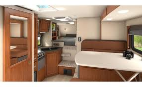 100 Lance Truck Camper 855S Amazing Functionality Provided By The