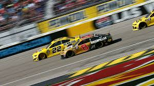 100 Nascar Truck Race Results NASCAR Results At Las Vegas Joey Logano Scores First Win Of Season