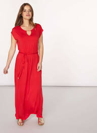 dorothy perkins red comfortable petite red jersey maxi dress cheap
