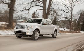 100 Best Trucks Of 2013 Ford F150 Limited EcoBoost V6 Test 8211 Review 8211 Car