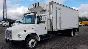 100 20 Ft Truck Buy 04 Freightliner Fl70 Ft Reefer For Sale In Dade City