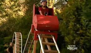 Bay Area Dad Couldn't Say No, Builds Son A Roller Coaster In ... Backyard Roller Coaster Pvc And Coolest Designing A Safe With Paul Gregg Youtube 4 Mdblowing Landscaping Features People Have Done Gardeners Your Own Backyard Roller Coaster Comical Gadgets And Gizmos Coasters101 Why Are Roller Coasters Removed Coaster101 Back Yard Wyatts First Ride Bay Area Dad Couldnt Say No Builds Son Coaster In Rdiy Outnback Negative G Album On Imgur Pov Byrc 3d 02 Worlds Best Grandad Builds Handmade In Garden For Sale Outdoor Goods Close Up Google Search Innovation Event