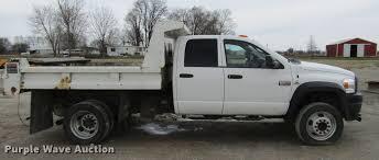 2009 Dodge Ram 5500 Quad Cab Dump Truck | Item DD7427 | SOLD...
