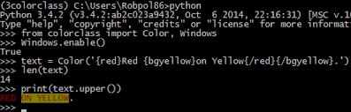 Example On Windows Cmdexe