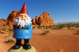 Travelocity Roaming Gnomes Future Will Hinge On Ad Agency Review
