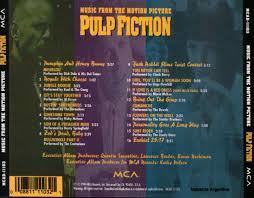 Pumpkin Pie Pulp Fiction by Pochettes Audio V