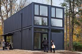 100 Shipping Container Studio Containers Create Modern Media Lab At Bard College Curbed