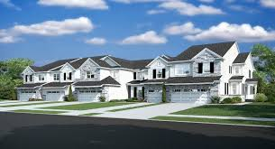Darby New Home Plan in Byers Station TH by Lennar