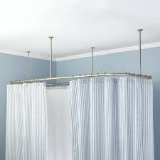 Ceiling Mount Curtain Track India by Homey Idea Ceiling Curtain Track 25 Best Ideas About Mounted