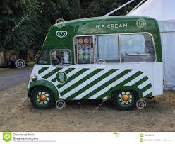 100 Green Food Truck Ice Cream Kingston In