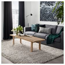 vindum teppich langflor weiß 200x270 cm