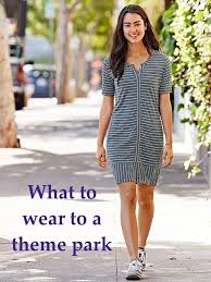 What To Wear A Theme Park Dress Code