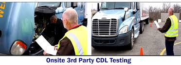 100 Kansas Truck Driving School CDL Testing In City