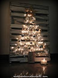 7 Ft Pre Lit Christmas Tree Argos by Wooden Pallet Christmas Tree Christmas Lights Decoration