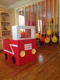 Firefighter Bar Decor Monster Truck Beds For Fireman Bedroom ...