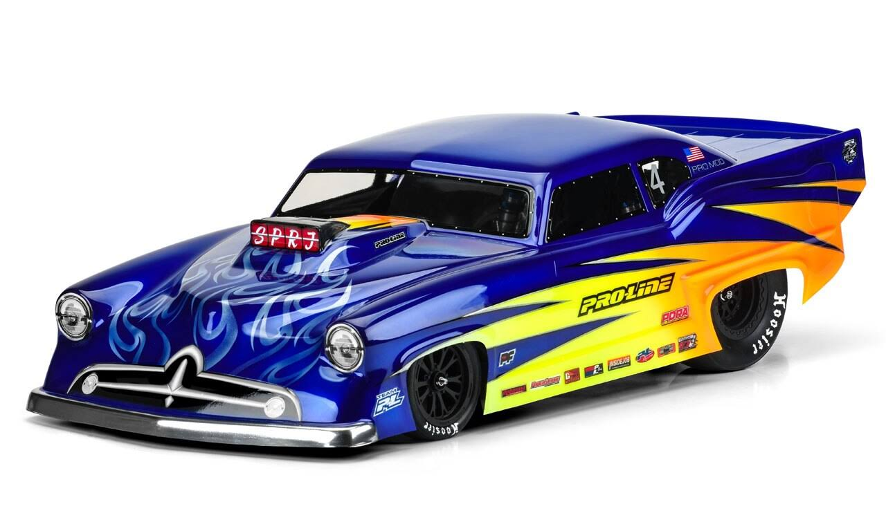 Pro Line Racing Super J 2wd Drag Car