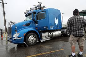 How Self-driving Trucks Might Actually Mean More Trucking Jobs - SFGate