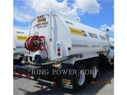 100 United Truck Rental WT5000 Water Trucks Transport CATERPILLAR WORLDWIDE