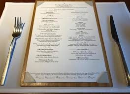 Breakfast Menu Picture of The Pier Cathay Pacific Lounge Hong