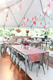 Backyard Bbq Decoration Ideas by Ct Tented Backyard Bbq And Games Alex U0027s 30th Birthday Party