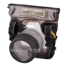 DiCAPac underwater diving bag DSLR waterproof camera case for