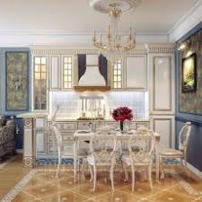 Pretty Design Victorian Dining Room Decor Wonderful Home With White Wood Table And Chairs On Tile
