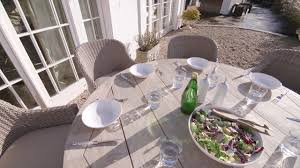 Kettler Outdoor Furniture Covers by Cora Dining Set Casual Dining Garden Furniture Kettler Youtube