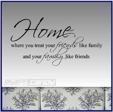 Word Art For Walls Add Warm Message Your Family On Wall