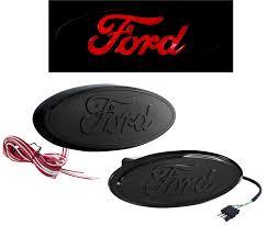 2004-2014 Ford F150 Rear Tailgate Emblem & 2