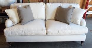 Rowe Nantucket Sofa Cover by Barnett Furniture Robin Bruce Brooke Sofa