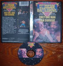 Wcw Halloween Havoc by Complete Wcw Inventory 1985 1996