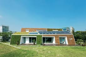 100 South Korea Home Articles About Modern Green Concept House South Korea On Dwellcom