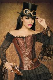 http www sassymania nl steampunk kleding steampunk brokaat