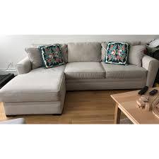 Raymour And Flanigan Sofa Bed by Raymour U0026 Flanigan Artemis Ii Sleeper Sectional Sofa Aptdeco