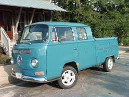 Old Volkswagen Pickup Truck | Volkswagen Type 2 Pickups And Panel ...