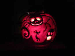 Nightmare Before Christmas Pumpkin Pattern Free by Swag Central Pumpkin Carving Contest Vote