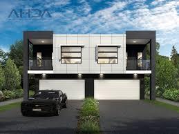 100 Duplex House Design D4003 Architectural S Australia