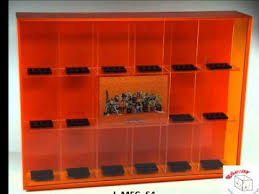 Designed Acrylic Display Cases For LEGO Minifigures L MFC