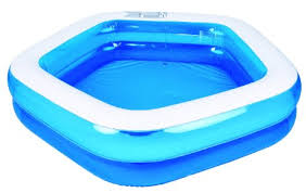 The Giant Inflatable Pentagon Pool 79 X 77 185 Is On Sale For 2995 At Amazon Right Now Thats 50 Off List Price Of 5995