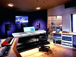 Home Music Studio Design Ideas Bedroom Photo 2 Of Recording