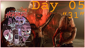 Scary Godmother Halloween Spooktacular Cast 31 films set on halloween rob zombie u0027s 31 review day 05 youtube