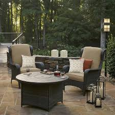 grand resort monterey gas fire chat table limited availability