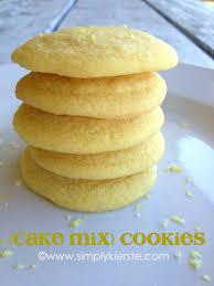 Cake Mix Cookies Cook Diary