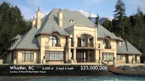 Images Large Homes by 8 Most Expensive Homes In Canada Luxury Real Estate Marketing By