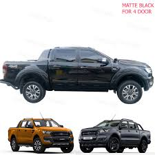 Side Molding Body Cladding Black FITT Fit Ford Ranger Pickup 4 ... 2012 Ford F150 Lariat 4x4 Ecoboost Buildup And Arrival Motor Trend New 2017 Lowered Supercrew 145 4 Door Pickup In Super Duty F250 Srw Edmton Ab Truck Built Tough Fordcom 2018 Xlt West Auctions Auction 2006 Wheel Drive Lloydminster 18t076 2004 Leather 4x4 150 Truck Supercrew Door Palmetto F350 Limited 17lt0509 2016 65 Box 4door Rwd