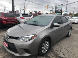 Used 2014 Toyota Corolla LE L One Owner L No Accidents For Sale In ...