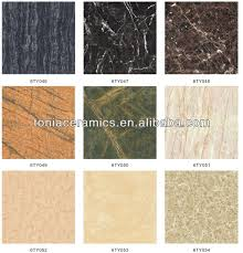 copy marble polished ceramic tile price building material
